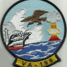 US NAVY ATTACK SQUADRON ONE NINTY FIVE A VA 195A MILITARY PATCH