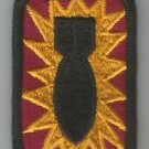 52nd ORDNANCE GROUP ( EOD ) MILITARY PATCH  - DEFUSING DANGER