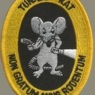 ***TUNNEL RAT MILITARY PATCH***