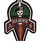 US Army A Company  2-75 Airborne Ranger Regt Inf Hooah Pocket Military Patch