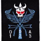 ARMY B Co 1st Battalion 1st Special Forces Group ODA 123 MILITARY PATCH