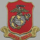 UNITED STATES MARINE CORPS SEMPER FIDELIS MILITARY PATCH - USMC