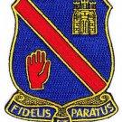 ARMY 372nd INFANTRY REGIMENT MILITARY PATCH - FIDELIS ET PARATUS