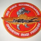 3RD FORCE RECONNAISSANCE IRAQI FREEDOM MILITARY PATCH