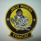VF-103 Navy Aviation Fighter Squadron - TOMCAT - JOLLY ROGERS- MILITARY PATCH