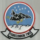 US Navy Fleet Air Reconnaissance Squadron FAIRECONRON TWO Military Patch VQ-2