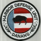 United States NAVY HARBOR DEFENSE UNIT DANANG Military Patch