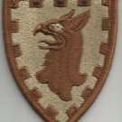 ARMY - 15th Military Police MP Brigade Military Patch - DESERT GRIFFIN
