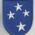 US ARMY 23rd INFANTRY AMERICAL - MILITARY PATCH