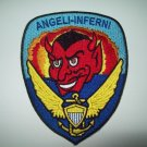 VF-54 FIGHTER SQUADRON - HELL'S ANGELS - ANGELI-INFERNI MILITARY PATCH
