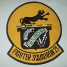 VF-21 US NAVY TOMCAT Firghter Squadron Military Patch FREELANCERS BLACK CAT