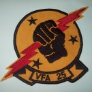 VFA-25 US Navy Aviation Fighter Attack Squadron Military Patch