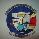 Amphibious Squadron Seven Mission Ready Military Patch