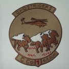 C Co 1-1 Aviation Regt Ghostriders OIF Iraq Military Patch