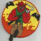 USMC DEVIL DOG MILITARY PATCH - US MARINES