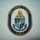 T-AKE 5 USS Robert E Peary Dry Cargo Ship Military Patch KING OF THE TEAM