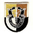 3rd Special Forces Group Flash Patch with Crest SFG Military Patch