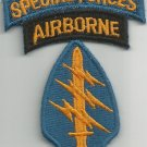 """United States ARMY 5TH SPECIAL FORCES AIRBORNE MILITARY PATCH  3"""" x 2"""""""
