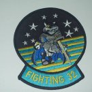 VF-32 US Navy Aviation Fighter Attack Squadron 32 Military Patch FIGHTING 32