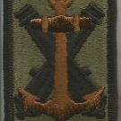 ARMY - 103rd FIELD ARTILLERY REGIMENT MILITARY PATCH -SUBDUED- 103rd FA BRIGADE