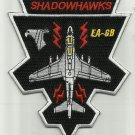 US NAVY ELECTRONIC ATTACK AIRCRAFT EA-6B SHADOWHAWKS MILITARY PATCH VAQ-141