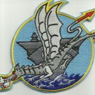 US NAVY VF-192 Fighter Squadron ONE NINE TWO Military Patch FLYING DRAGONS