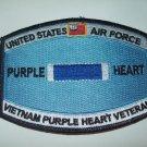 United States Airforce VIETNAM Purple Heart Veteran Military Patch