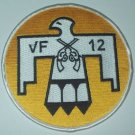 United States NAVY VF-12 Aviation Fighter Squadron Military Patch THUNDERBIRDS
