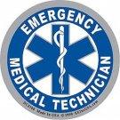 EMT EMERGENCY MEDICAL TECH MILITARY CAR VEHICLE WINDOW DECAL PATRIOTIC STICKER
