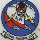 US NAVY VA-93 Aviation Attack Squadron Nine Three Military Patch BLUE BLAZERS