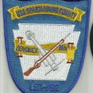 NAVY USS SPARTANBURG COUNTY LST 1192 Tank Landing Ship Military Patch