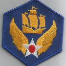 6th AIR FORCE - ARMY MILITARY PATCH - Sixth Air Force USAF