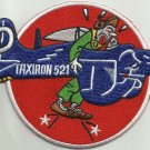 US NAVY VA-521 Attack Squadron Five Two One Military Patch TAXIRON