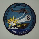 HSL-46 Patch Navy Helicopter Squad Det 8 The OCHOS assigned USS Stephen W Groves