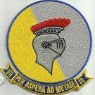 NAVY VA-16 Aviation Attack Squadron One Six Military Patch PER ASPERA AD METAM