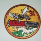 MTB RON 31 Motor Torpedo Boat Squadron Military Patch
