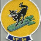 NAVY AVIATION PATROL SQUADRON FIFTY FOUR VP-54 MILITARY PATCH BLACK CAT ON BOMB