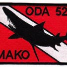 ARMY 1st Battalion 5th Special Forces Group ODA 525 MILITARY PATCH - MAKO