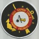 USS SAIPAN LHA-2 AMPHIBIOUS ASSAULT SHIP MILITARY PATCH OMNIA FACIMUS