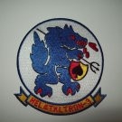 VIETNAM ERA - US NAVY HELATKLTRON - 3 - MILITARY PATCH (HELICOPTER ATTACK SQUAD)