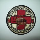 """DUSTOFF 1159th MEDICAL COMPANY """"THE RIDE OF YOUR LIFE"""" - MILITARY PATCH"""