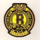 ARMY 3rd Squadron 126th Aviation Regiment Military Patch CAPE COD MA BADGER