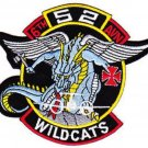 ARMY 6th Battalion 52nd Aviation Regiment A CO Military Patch WILDCATS KOREA