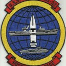 USS HOLLAND AS-32 SUBMARINE TENDER MILITARY PATCH - POSEIDON PRO PACE