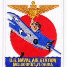 US NAVAL AIR STATION NAS MELBOURNE, FLORIDA MILITARY PATCH