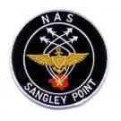US NAVAL AIR STATION SANGLEY POINT MILITARY PATCH - Republic of the Philippines