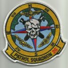 US NAVY AVIATION PATROL SQUADRON TWENTY SIX VP-26 MILITARY PATCH TRIDENTS