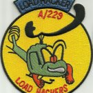 ARMY A Co 229th BATTALION VIETNAM MILITARY PATCH LOAD HACKERS