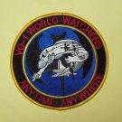 "US Navy Fleet Air Reconnaissance Sq ""WORLD WATCHERS"" Military Patch VQ-1 ANYTIME"
