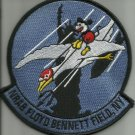 NRAB NAVAL RESERVE AIR BASE FLOYD BENNETT FIELD, NEW YORK MILITARY PATCH MICKEY